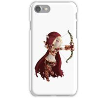 Sylvana Chibi iPhone Case/Skin
