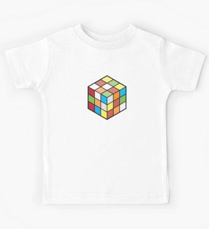 Rubix Cube Kids Tee