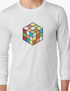 Rubix Cube Long Sleeve T-Shirt