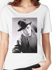 Humphrey Bogart by JS Women's Relaxed Fit T-Shirt