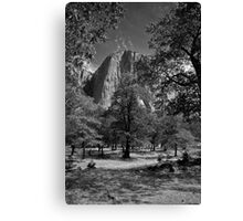 El Capitan in Autumn,  Canvas Print