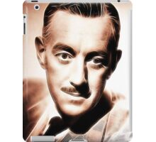 Sir Alec Guiness by JS iPad Case/Skin