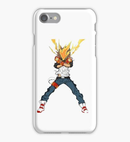 tsuna awakens iPhone Case/Skin