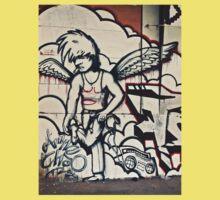 Angel of Music Kids Tee