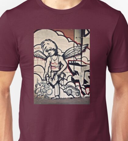 Angel of Music Unisex T-Shirt
