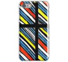 Colored Stripes Octet iPhone Case/Skin