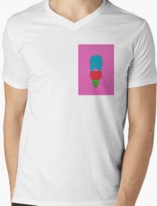 Michael Craig-Martin Mens V-Neck T-Shirt