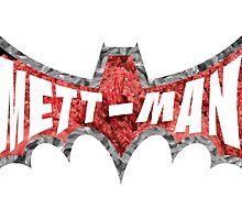 Mett - Man by DarkMina