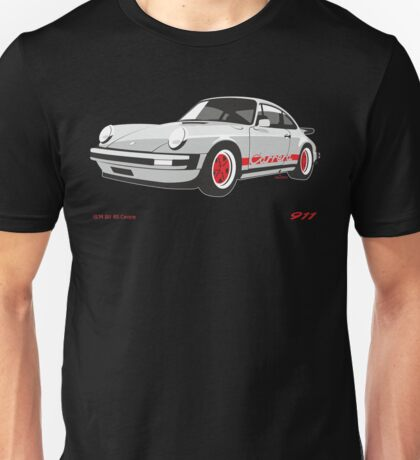 Porsche 911 Carrera (1974) Unisex T-Shirt