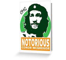 Conor Mcgregor, Che Greeting Card