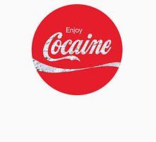 Circular Coca Coke Cola Cocaine  Unisex T-Shirt