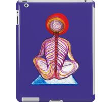 Yoga Spine iPad Case/Skin
