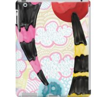 Two Tails iPad Case/Skin
