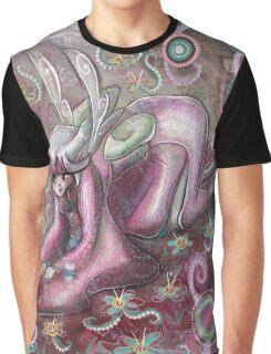 Furisode Fairy Graphic T-Shirt