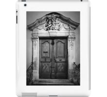 Historic Merchant House - Entrance Door iPad Case/Skin