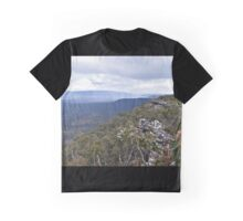 Over the misty mountains Graphic T-Shirt