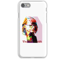 Taylor Swift T Shirt iPhone Case/Skin