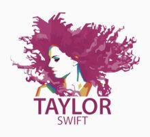 Taylor Swift T Shirt Kids Tee