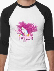 Taylor Swift T Shirt Men's Baseball ¾ T-Shirt
