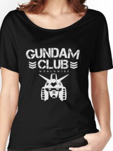 Gundam Club Worldwide Women's Relaxed Fit T-Shirt