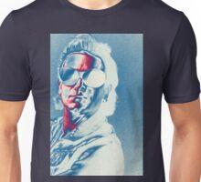 U2 - Bono Colorised Unisex T-Shirt