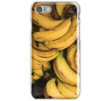 Bananas at the Market iPhone Case/Skin