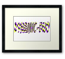 Dynamic - Duo Framed Print