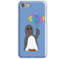 Celebration Penguin iPhone Case/Skin