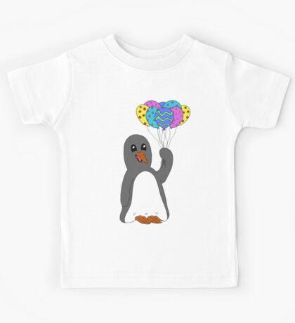 Celebration Penguin Kids Tee