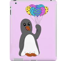 Celebration Penguin iPad Case/Skin
