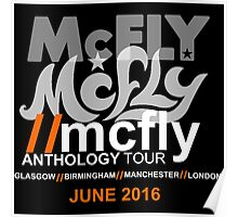 MCFLY ANTHOLOGY TOUR Poster