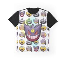 Ghost Shuffle Graphic T-Shirt