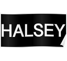Hasley W Poster