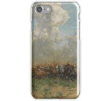ALBERTO PASINI  THE ROUT  iPhone Case/Skin
