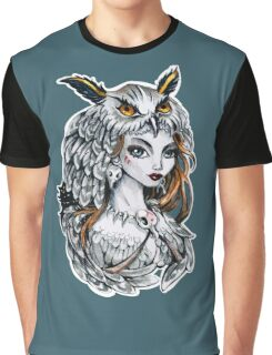 Forest witch  Graphic T-Shirt