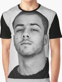 Nick Jonas Graphic T-Shirt
