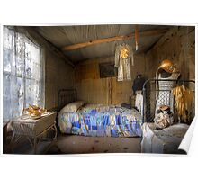 Ned Kelly Home - Kate's room Poster
