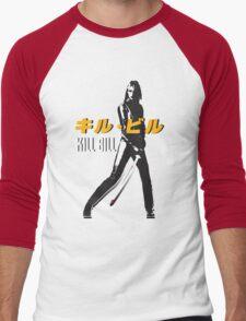 Kill Bill  Men's Baseball ¾ T-Shirt