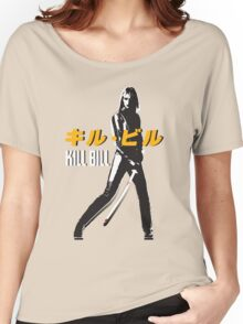Kill Bill  Women's Relaxed Fit T-Shirt
