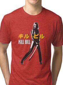 Kill Bill  Tri-blend T-Shirt