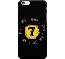 Lucky Seven iPhone Case/Skin