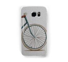 Putting the cycle in recycled! Samsung Galaxy Case/Skin