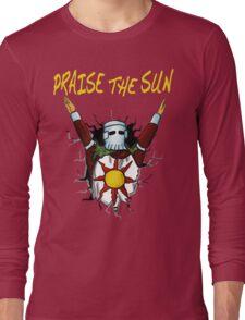 3D praise the sun Long Sleeve T-Shirt