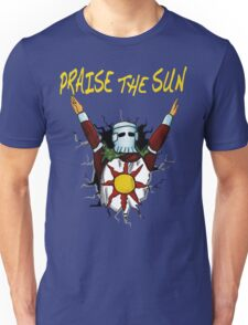3D praise the sun Unisex T-Shirt