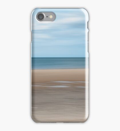 Big Skies and Beautiful Beaches 2 - Brancaster, Norfolk iPhone Case/Skin