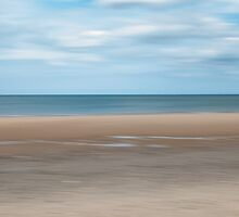 Big Skies and Beautiful Beaches 2 - Brancaster, Norfolk by Margaret Chilinski
