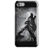 Moony & Padfoot iPhone Case/Skin