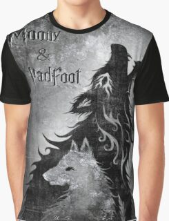 Moony & Padfoot Graphic T-Shirt