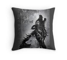 Moony & Padfoot Throw Pillow