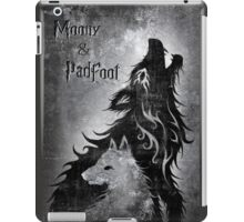 Moony & Padfoot iPad Case/Skin